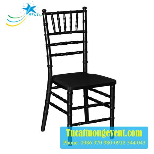 Ghế tiffany đen